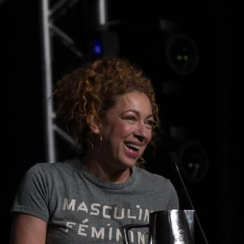 Alex Kingston Talks River Songs Plans For Jodie Whittakers Doctor