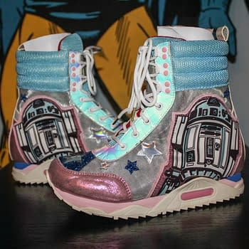 Walk Like A Droid: Star Wars Shoes From Irregular Choice