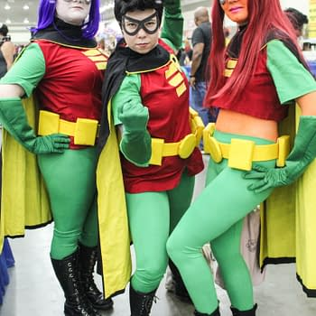 Friday Cosplay At Baltimore Comic-Con 2017