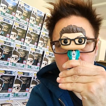 James Gunn Is Getting His Own Funko Pop At NYCC