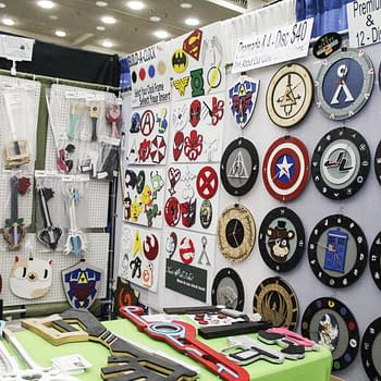 Cosplay Props Nerd Clocks And More From Altruistic