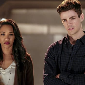 Flash Season 4: Barry And Iris Head For The Altar&#8230And Couples Counseling