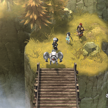 Exploring The Latest Square Enix Title Lost Sphear At PAX West