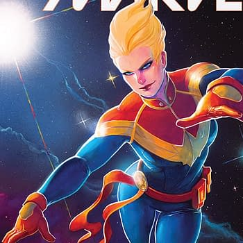 The Mighty Captain Marvel #9 Review: Girls Day Out