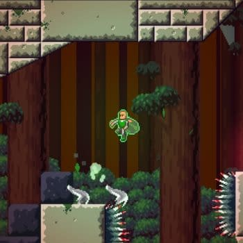 Getting My Magical Parkour On: We Review 'Mystic Melee'