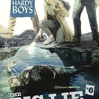 Writers Commentary &#8211 Anthony Del Col Talks Nancy Drew &#038 The Hardy Boys: The Big Lie #6