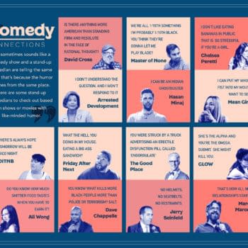 Find Out Which Netflix Stand-Up Special You Should Watch Tonight
