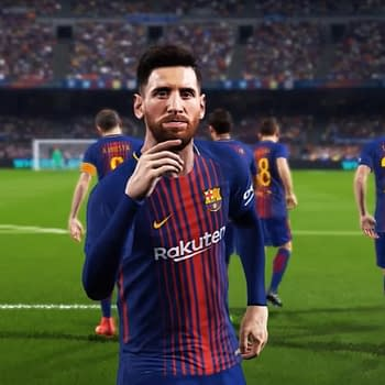 Building A Better Soccer Game: A Quick Review Of PES 2018