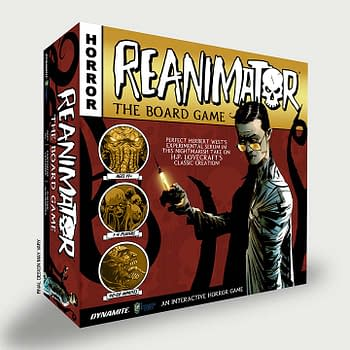 Herbert West: ReAnimator Comes To Life In A Horror Board Game