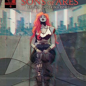 Writers Commentary: Rik Hoskin Talks Red Rising: Sons Of Ares #5
