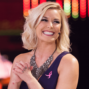 Could Renee Young Replace JBL On The SmackDown Live Announcers Team