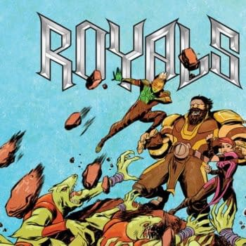 Royals #8 Review: Wrath Of Gorgon