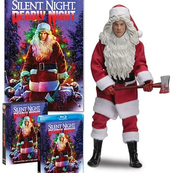 Scream Factory Releasing Silent Night Deadly Night With NECA Figure