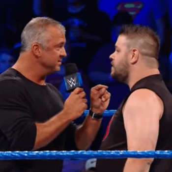 Shane McMahon Indefinitely Suspended From SmackDown Live