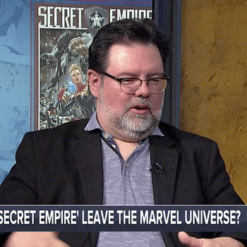 Brevoort: Parts Of Secret Empire Made The Right People Unhappy And Upset