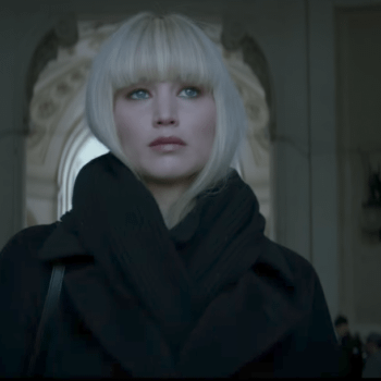 Watch The Trailer For The New Black Widow Movie, Red Sparrow, Starring Jennifer Lawrence