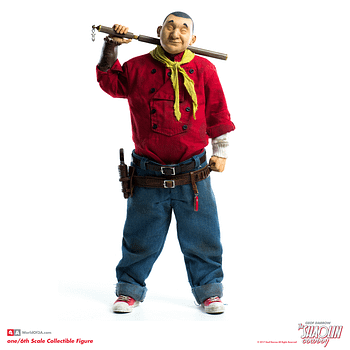Shaolin Cowboy Gets The Coolest Figure Imaginable From 3A