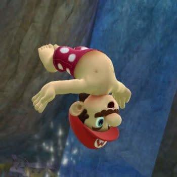 The Nipple Mod You Need: Adding Shirtless Mario To 'Super Smash Bros.'
