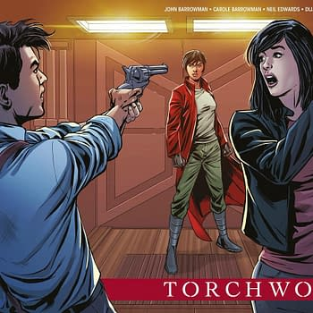 John Barrowman Honors Elisabeth Sladen With New Character For Torchwood Comic