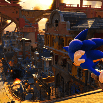 Getting A Taste Of 'Sonic Forces' From SEGA At PAX West