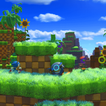 Check Out This Japanese Demo Of 'Sonic Forces'