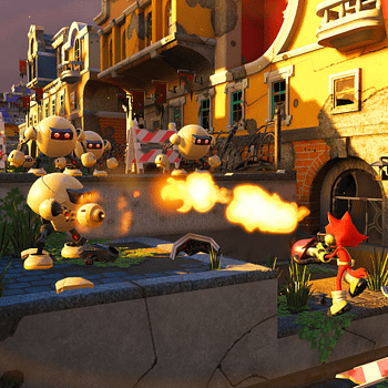 Sonic Forces Shows Off Two New Gameplay Videos