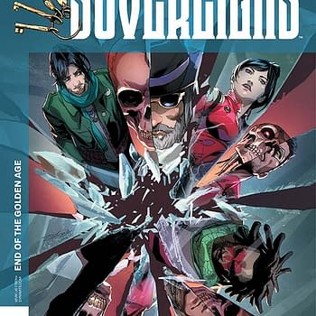 Writers Commentary &#8211 Ray Fawkes On The Sovereigns #5