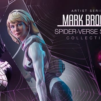 Sideshow To Unveil A New Line Of Spider-Verse Statues At NYCC