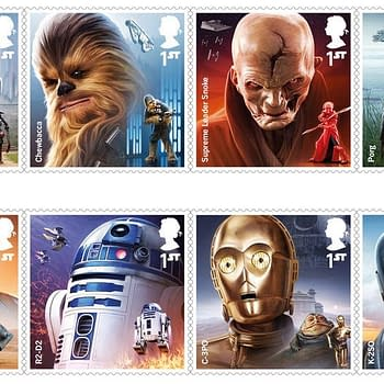 Because Theres Star Wars Everything All The Time Now Have Some The Last Jedi Stamps