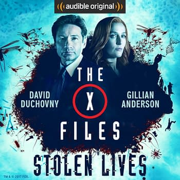 Listen To Audio Excerpts From The X-Files: Stolen Lives