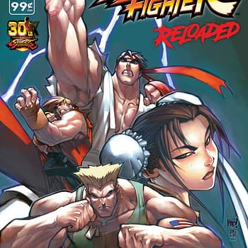 UDON To Reprint Original Street Fighter Comics In 99 Cent Reloaded Editions