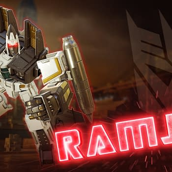 Ramjet Joins The Battle In Transformers: Forged To Fight