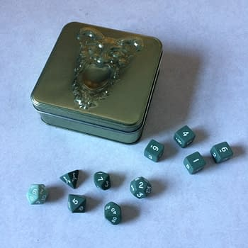 How The Dying Roll: Reviewing The Tomb Of Annihilation Dice Set