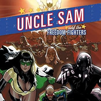 Joshs Throwback Corner: Uncle Sam And The Freedom Fighters (2006)