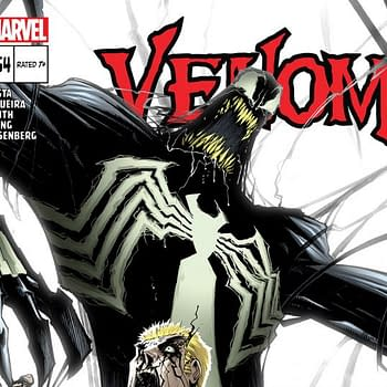 Venom #154 Review: Life Through Flat Eyes
