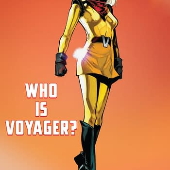 Marvel Teases By Asking Who Is Voyager To Be Revealed After Marvel Legacy