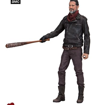 The Walking Deads Negan Is Coming To Walgreens Chilling Smirk And All