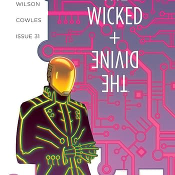 The Wicked + The Divine #31 Review: Bringing The Beauty In The Breakdown