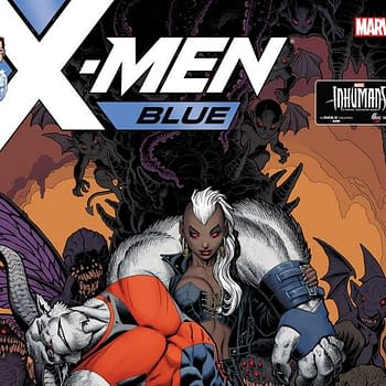 X-Men: Blue #11 Review- Sinister Magic
