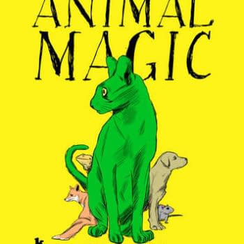 Thought Bubble Debut – Animal Magic: Political Animals #1