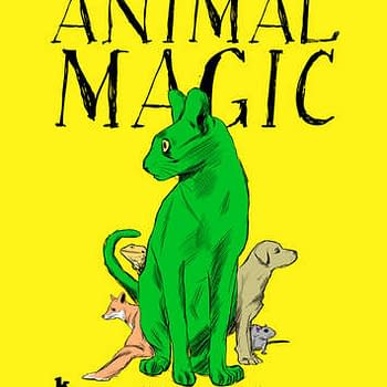 Thought Bubble Debut &#8211 Animal Magic: Political Animals #1