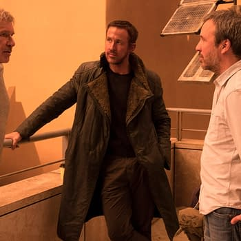 38 New Pictures From Blade Runner 2049