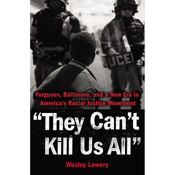 AMC Develops Black Lives Matter Book 'They Can't Kill Us All' For Series