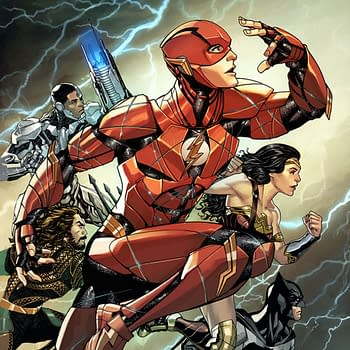 Has The Nu52 Returned Or Are These Justice League Movie Themed Variants By Mike McKone And Terry Dodson