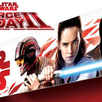 11 Pics/Videos From Force Friday II Proves The Force Is Strong In NYC