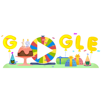 Google Brings Back Pac-Man For The Companys 19th Birthday