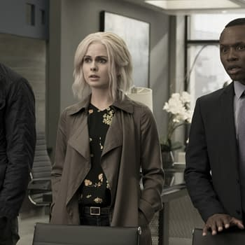 iZombie Season 4: The City Is Walled Off And All Cops Have Zombie Partners