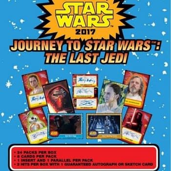 Did Topps Just Spoil The Plot Outline For Star Wars: The Last Jedi