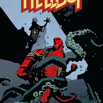 New Dark Horse Hellboy Omnibus Covers By Mike Mignola Unveiled