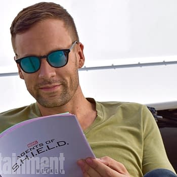 Marvels Agents Of S.H.I.E.L.D. Season 5 Includes The Return Of Nick Blood As Lance Hunter